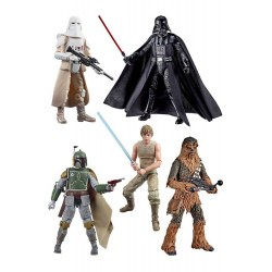 Star Wars Episode V Black Series 40th Anniversary 2020 Wave 3 assortiment figurines 15 cm
