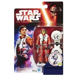 Figurine Star Wars  TFA  Poe Dameron Pilote