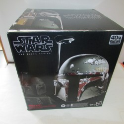 PBA -  Star Wars Casque Boba Fett Black Series