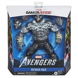 Marvel Legends Gamerverse Outblack Hulk Exclusive 20 cm