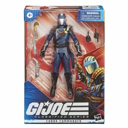 GI Joe Classified Cobra Commander 15 cm