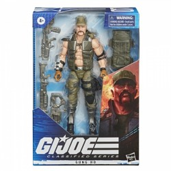 GI Joe Classified Gung Ho 15 cm