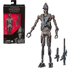 Figurine Star Wars Black Series Exclusive Droid IG-11 Hasbro Pré-commandes