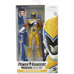 Figurine Power Rangers Lightning Collection 15cm - Dino Charge Gold Ranger