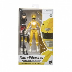 Figurine Power Rangers Lightning Collection 15cm - MM Yellow Ranger
