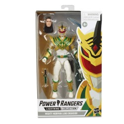 Figurine Power Rangers Lightning Collection 15cm - MM Lord Drakkon