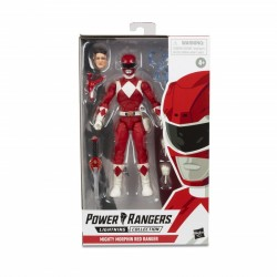 Figurine Power Rangers Lightning Collection 15cm - MM Red Ranger