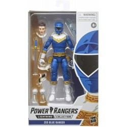 Figurine Power Rangers Lightning Collection 15cm - Zeo Blue Ranger