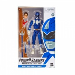 Figurine Power Rangers Lightning Collection 15cm - MM Blue Rangers