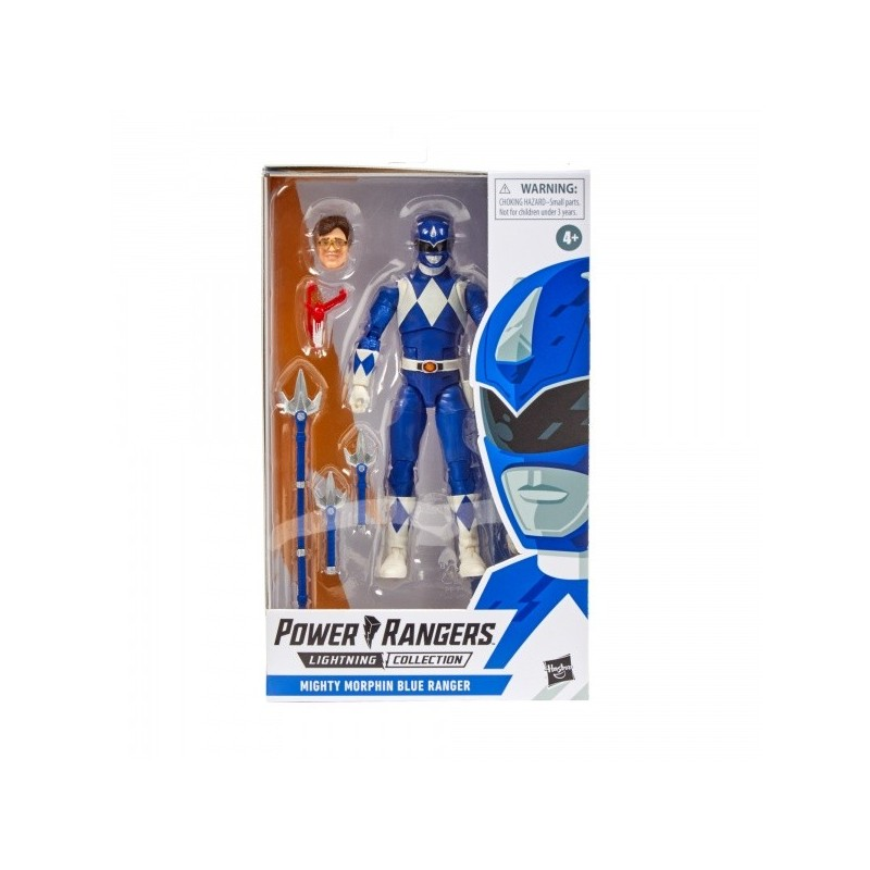 Figurine Power Rangers Lightning Collection 15cm - MM Blue Rangers