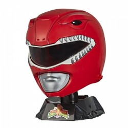 Power Rangers Lightning Collection Casque Echelle 1 Ranger Rouge