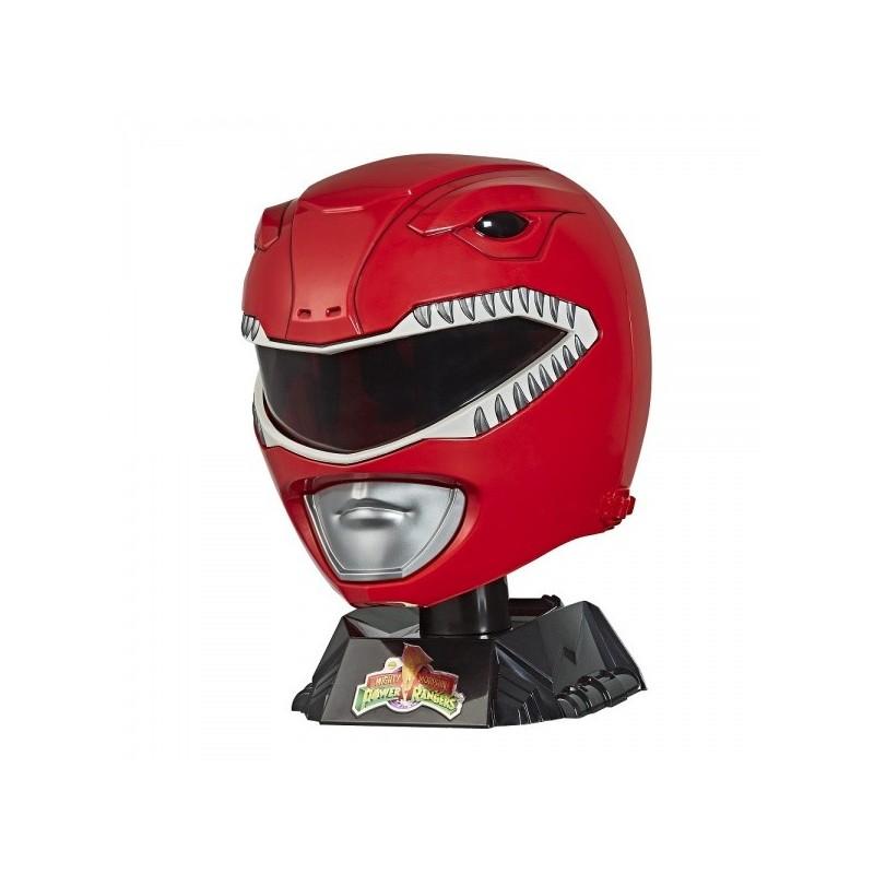 Power Rangers Lightning Collection Casque Echelle 1 Ranger Rouge