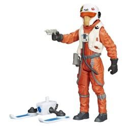 Figurine Star Wars  TFA X-Wing Pilote Asty