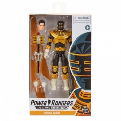 Figurine Power Rangers Lightning Collection 15cm - Zeo Gold Ranger