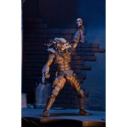 Predator 2 figurine Ultimate City Hunter 18 cm