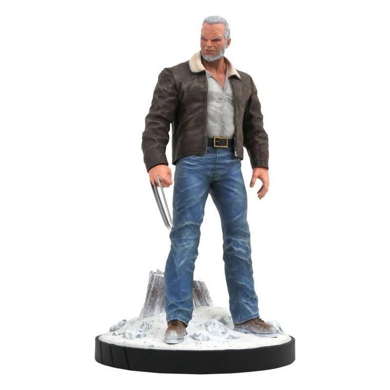 Marvel Comic Premier Collection statuette Old Man Logan 23 cm