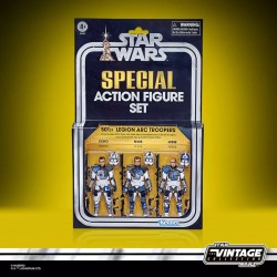 Star Wars Vintage Collection Special Action Figure 10cm Set 501ST Legion Arc Trooper sdcc 2020