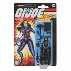 Gi Joe Retro 12cm Figurine Baroness