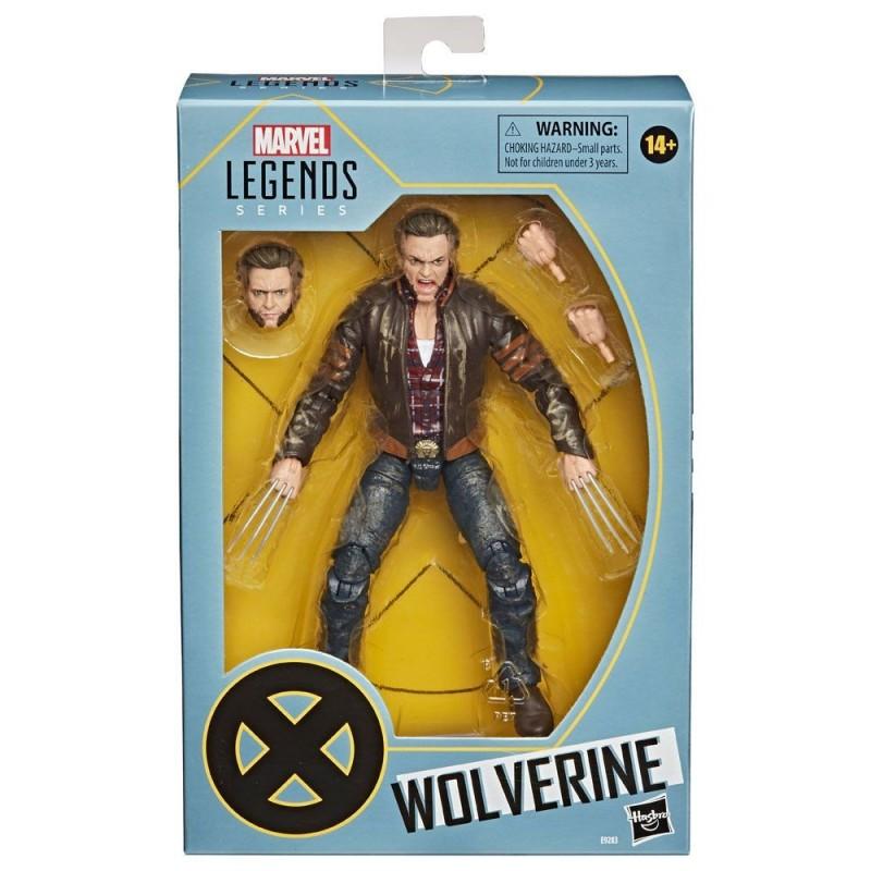 Marvel Legends Figurine Exclusive Wolverine 20 cm 20th