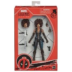 Marvel Legends 20th Anniversaire X-Men Domino 20 cm