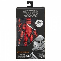 Star Wars Galaxy's Edge Black Series figurine 2020 Captain Cardinal 15 cm