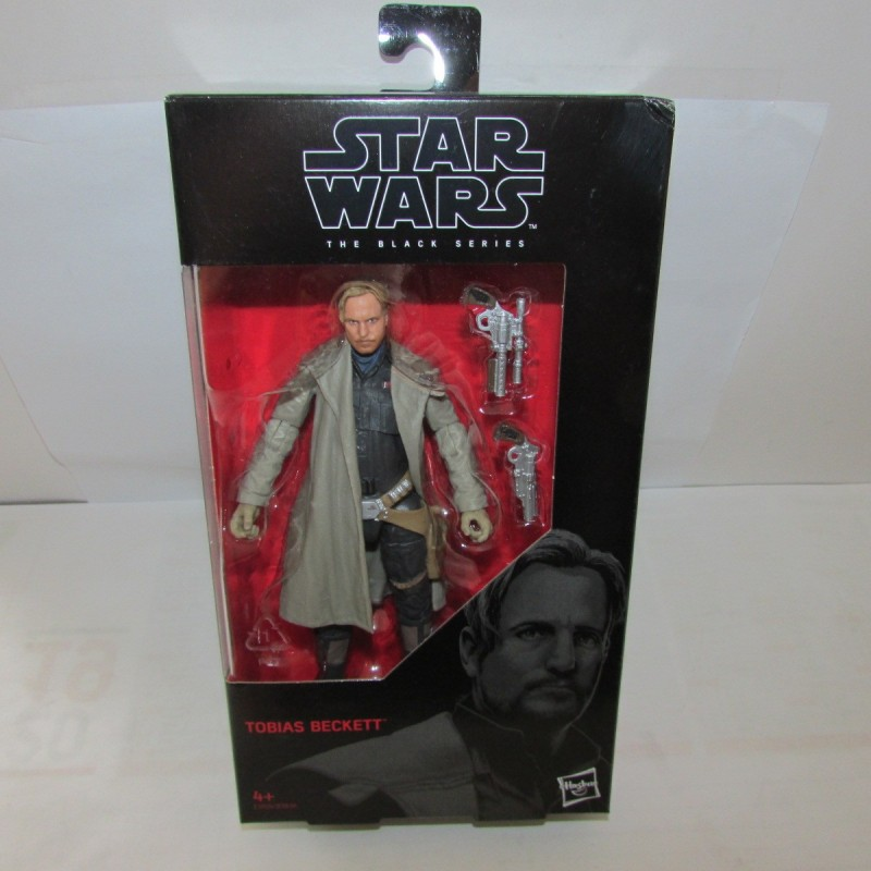 PBA -Figurine Star Wars Black Series 15 cm Tobias Becket