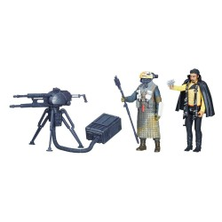 Figurine Star Wars Solo Story Set Kessel Guard & Lando Clarissian
