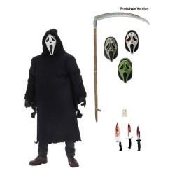 Scream figurine Ultimate Ghostface 18 cm
