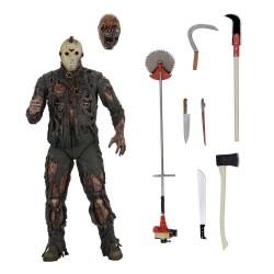 Vendredi 13 chapitre 7 figurine Ultimate Jason 18 cm