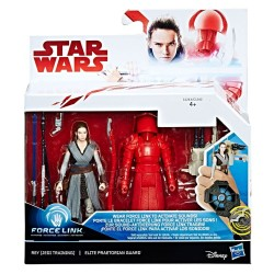 Star Wars Last Jedi  Rey Jedi & Elite Praetorian Guard