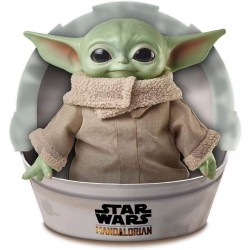 Peluche Star Wars The Child Mandalorian 29cm Mattel