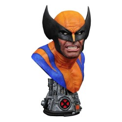 Marvel Comics Legends in 3D buste 1/2 Wolverine 25 cm