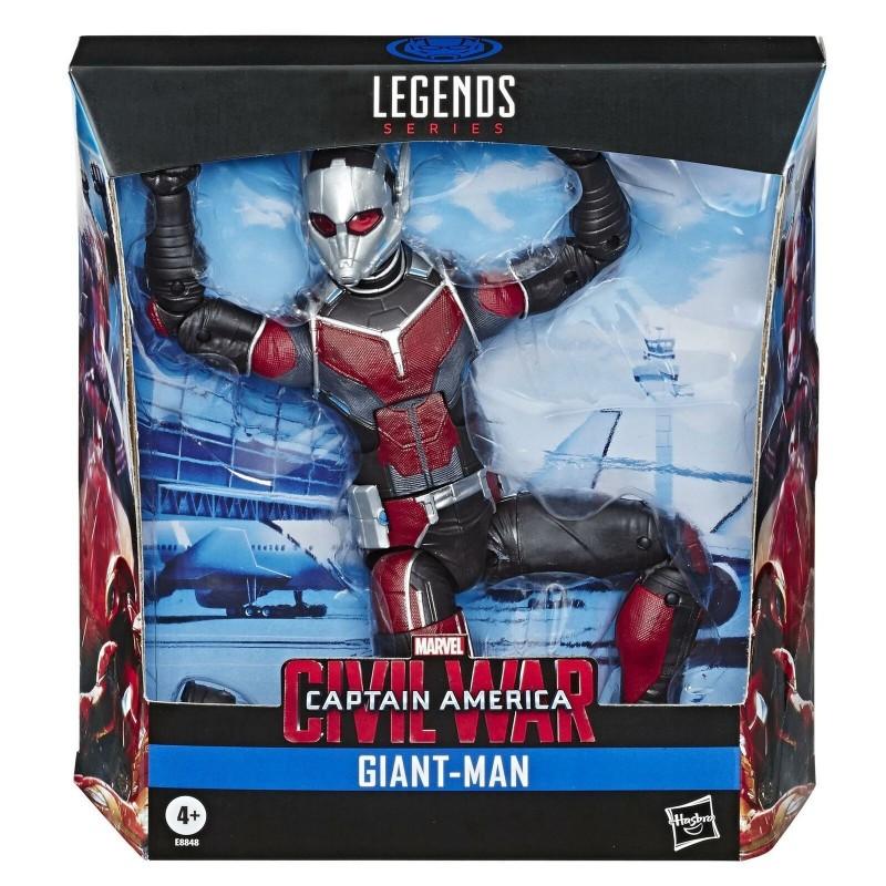 Marvel Legends Figurine Exclusive Giant-Man Civil War
