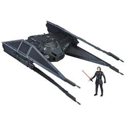 Star Wars Episode VIII Force Link véhicule avec figurine 2017 Class D Kylo Ren's TIE Silencer