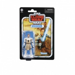 Star Wars Vintage Collection 10cm Obi-wan Kenobi Clone Wars