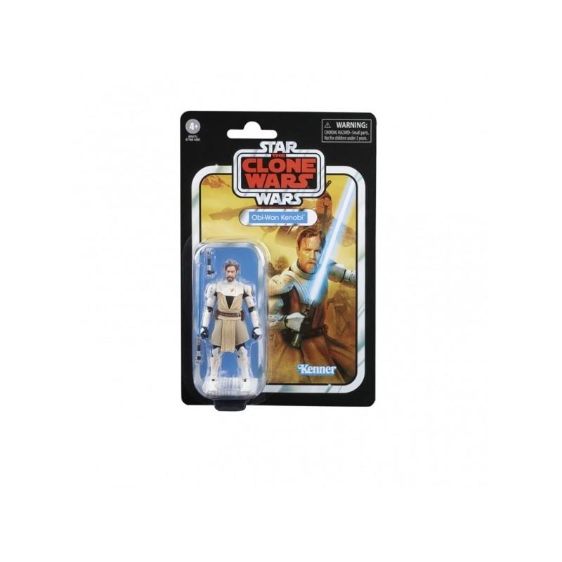Star Wars Vintage Collection 10cm Obi-wan Kenobi Clone Wars