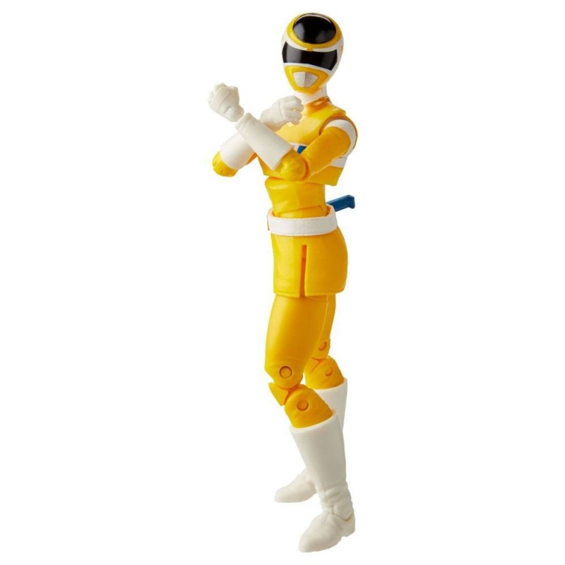 Power Rangers Lighting Collection Space Yellow Ranger