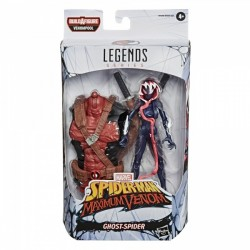 Marvel Legends Venom - Figurine 15cm Wave complète Baf Venompool