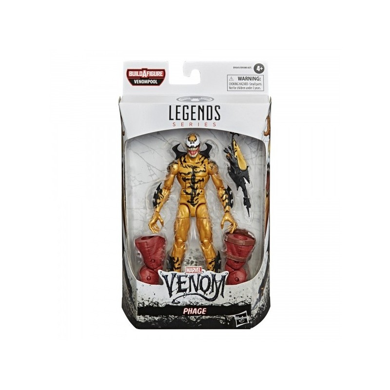 Venom Figurine Marvel Legends 15 cm Phage