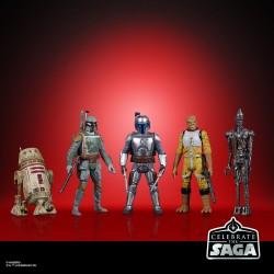 Star Wars Coffret CTS Bounty Hunters 10 cm