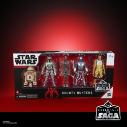 Star Wars Coffret CTS Bounty Hunters 10 cm