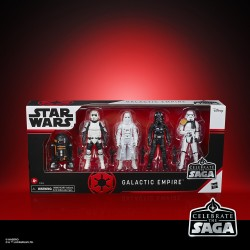 Star Wars Coffret CTS Galactic Empire 10 cm