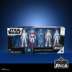 Star Wars Coffret CTS Galactic Republic 10 cm