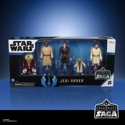 Star Wars Coffret CTS Jedi Order  10 cm