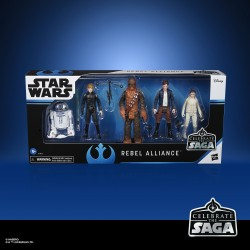 Star Wars Coffret CTS Rebel Aliance  10 cm