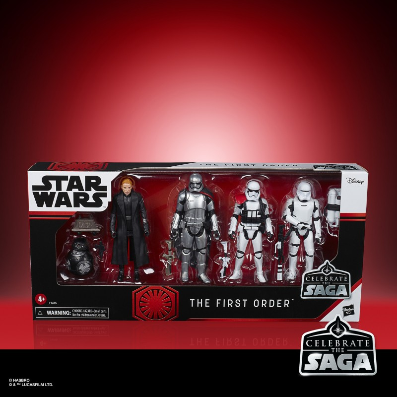 Star Wars Coffret CTS The First Order  10 cm