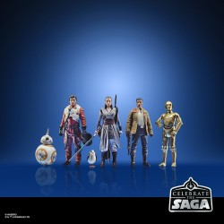 Star Wars Coffret CTS The Resistance 10 cm