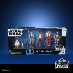 Star Wars Coffret CTS The Resistance 10 cm