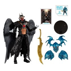 DC Multiverse figurine Build A Batman Who Laughs (Hawkman #18 (2019) 18 cm