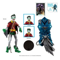 DC Multiverse figurine Build A Robin Earth (Dark Nights: Metal) 18 cm